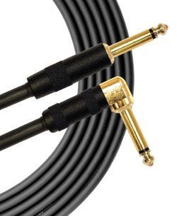 Mogami Gold Instrument R Cable 6 ft., GOLD INSTRUMENT-06R