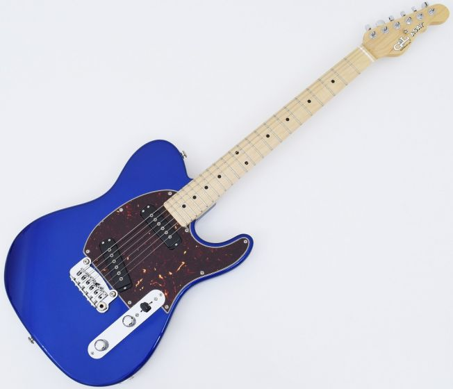 G&L USA ASAT Special Custom Guitar in Midnight Blue Metallic Vibrato!, USA ASAT Special Midnight Blue Metallic