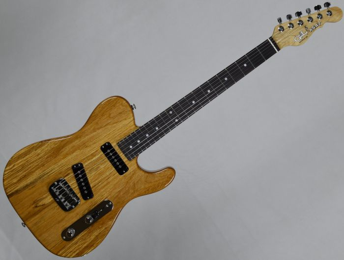 G&L USA ASAT Special Spalted Alder Top Electric Guitar in Natural Gloss Finish, USA ASTSP-NAT-RW 9376