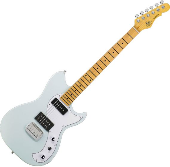 G&L Tribute Fallout Electric Guitar Sonic Blue, TI-FAL-130R07M13