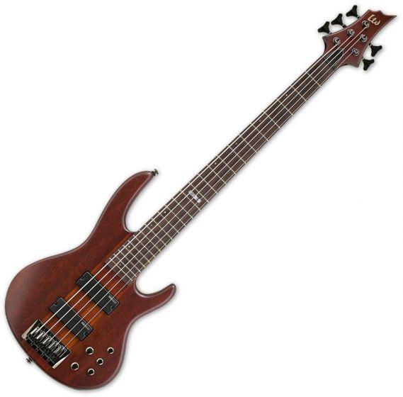 ESP LTD D-5 Bass in Natural Stain B-Stock[, D-5 NS]