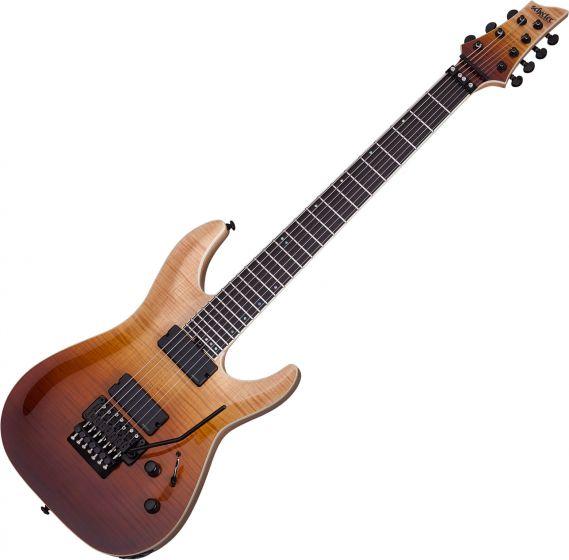 Schecter C-7 FR SLS Elite Electric Guitar Antique Fade Burst[, SCHECTER1356]
