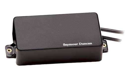 Seymour Duncan AHB-1N Original Blackouts Neck Pickup Black Cover, 11106-30-B