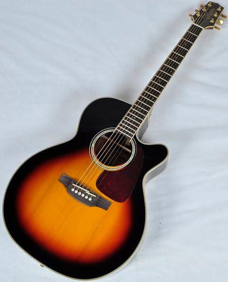 Takamine GN71CE-NAT NEX Acoustic Electric Guitar Brown Sunburst, TAKGN71CEBSB.B