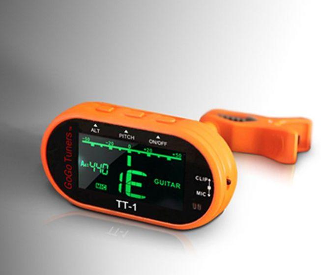 GoGo TT-1 Clip-on Tuner, GoGo TT1
