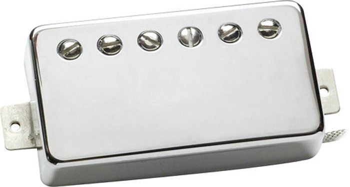 Seymour Duncan Humbucker SH-1N 4-Conductor Pickup Nickel Cover, 11101-01-Nc4C