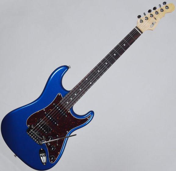 G&L USA Legacy HSS Electric Guitar Midnight Blue Metallic, USA LGCYHB-MBM-RW 3032