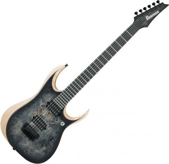 Ibanez Iron Label RGDIX6PB Electric Guitar Surreal Black Burst, RGDIX6PBSKB