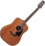 Takamine GD11M Dreadnought Acoustic Guitar Natural Satin, TAKGD11MNS