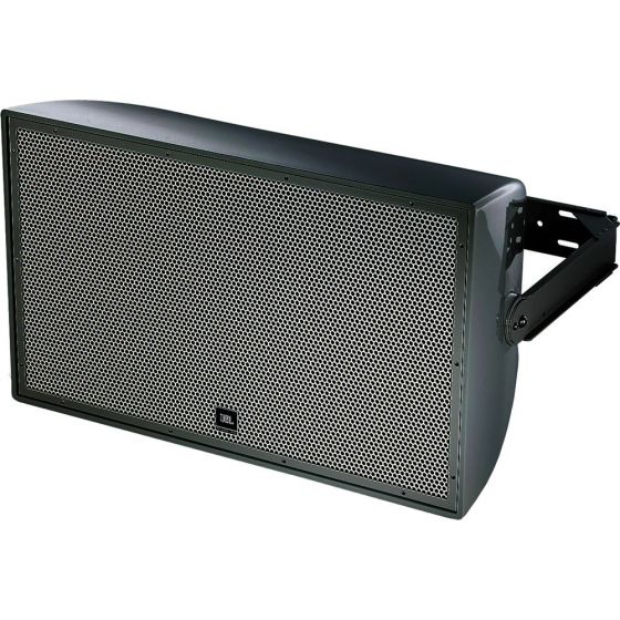 """JBL AW566 High Power 2-Way All Weather Loudspeaker with 1 x 15"""" LF & Rotatable Horn"""