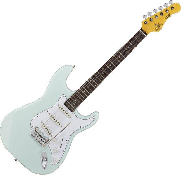 G&L Tribute S-500 Electric Guitar Sonic Blue[, TI-S50-131R07R13]