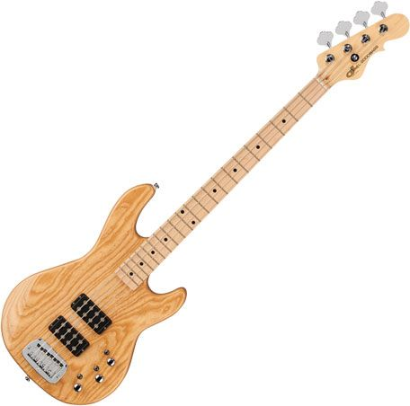 G&L Tribute L-2000 Electric Bass Natural Gloss, TI-L20-120R40M00