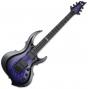 ESP E-II FRX FM RDB Reindeer Blue Electric Guitar, EIIFRXFMRDB