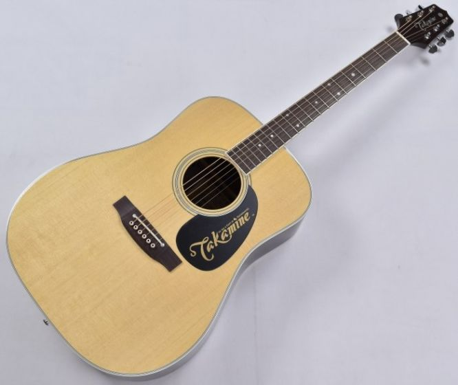 Takamine EF360GF Glenn Frey Acoustic Guitar in Natural Finish B-Stock, TAKEF360GF