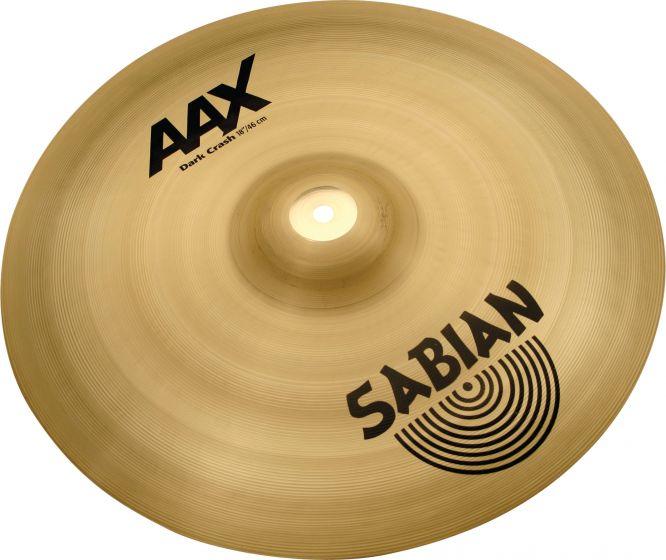 """Sabian 18"""" AAX Dark Crash, 21868X"""