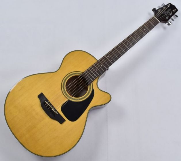 Takamine GF30CE-NAT G-Series G30 Cutaway Acoustic Electric Guitar in Natural Finish B-Stock CC130605193, TAKGF30CENAT B-Stock 5193