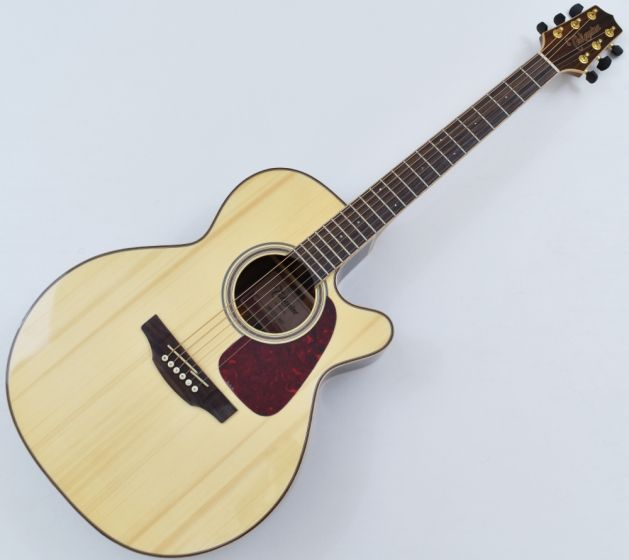 Takamine GN93CE-NAT G-Series Cutaway Acoustic Electric Guitar in Natural Finish B-Stock, TAKGN93CENAT