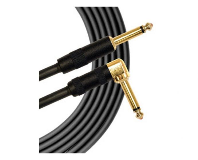 Mogami Gold Instrument R Cable 3 ft., GOLD INSTRUMENT-03R