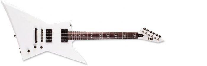 ESP LTD Max Cavalera MAX-200 in Snow White, LTD MAX-200 SW