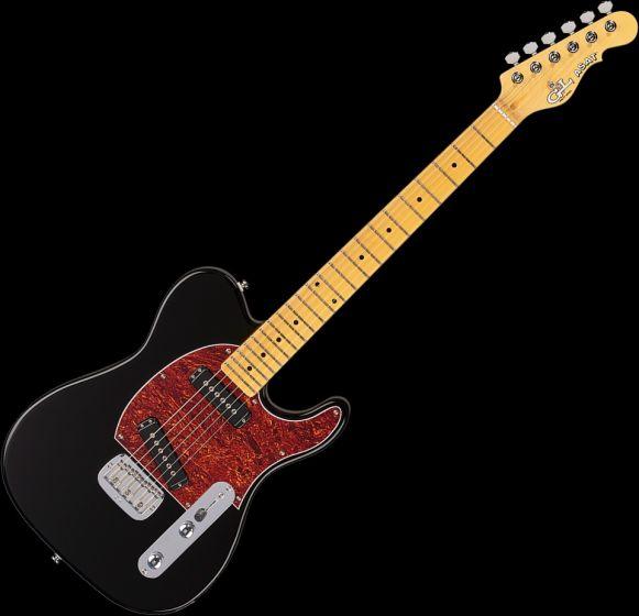 G&L Tribute ASAT Special Electric Guitar Gloss Black, TI-ASP-112R01M43