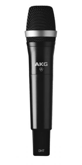 AKG DHTTETRAD D5 Professional Digital Handheld Transmitter, 3457X00060
