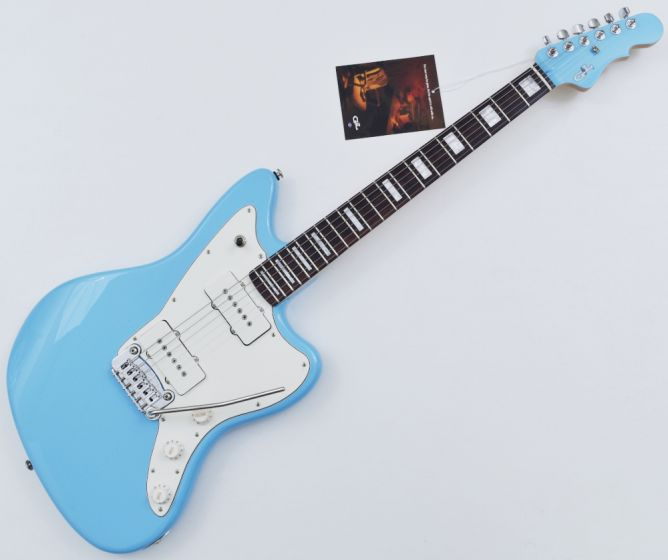 G&L USA Doheny Electric Guitar in Himalayan Blue with Case. Brand New!, USA DOHENY CLF1709085