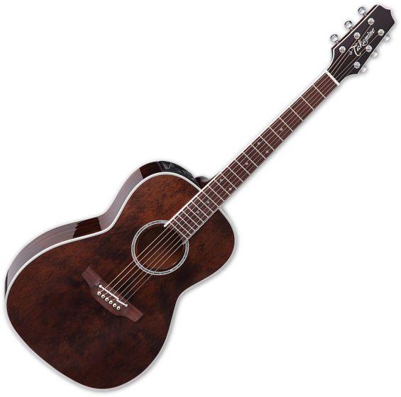 Takamine CP3NY New Yorker Acoustic Guitar in Gloss Molasses, CP3NY ML