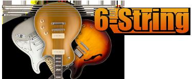 ESP USA Horizon See Thru Black Electric Guitar