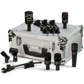 Audix DP5A 5-piece Drum Mic Package