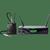 AKG WMS470 INSTRUMENT SET BD8 - Professional Wireless Microphone System