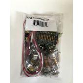 EMG T Pickup Conversion Wiring Kit Solderless for Tele Style Guitars - 02