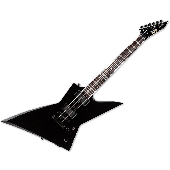 ESP LTD EX-401 Electric Guitar Black B-Stock