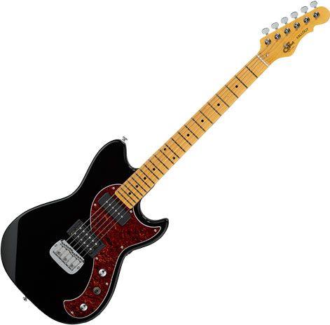 G&L Tribute Fallout Electric Guitar Gloss Black, TI-FAL-130R01M43