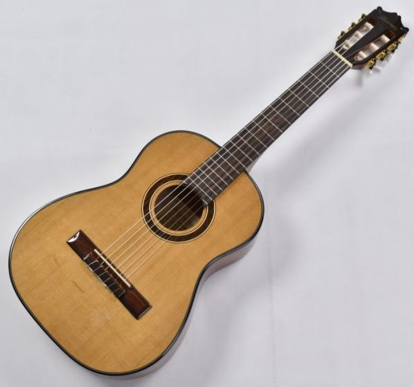 Ibanez GA15-1/2-NT Classical Series Nylon Acoustic Guitar in Natural High Gloss Finish B-Stock GS150608249, GA151/2NT.B 8249