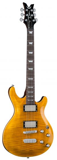 Dean Icon Flame Top Trans Amber Electric Guitar ICON FM TAM, ICON FM TAM