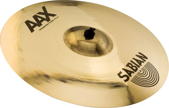 "Sabian 20"" AAX X-Plosion Crash Brilliant Finish, 22087XB"