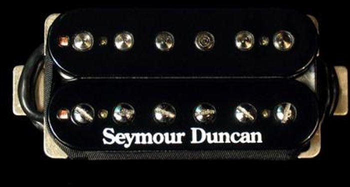 """Seymour Duncan Humbucker SH-11 Custom """"Custom"""" Pickup, 11102-70"""