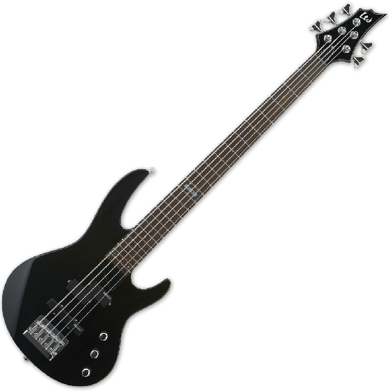 ESP LTD B-55 Bass in Black[, B-55 BLK]