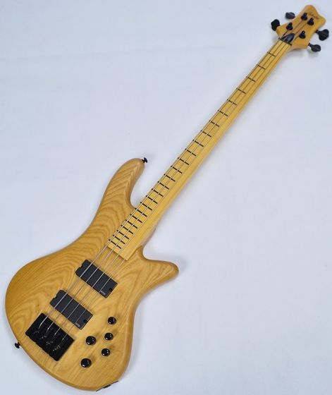 Schecter Stiletto Session-4 FL Electric Bass Aged Natural Satin, 2845