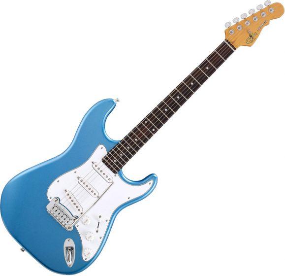 G&L Tribute Legacy Guitar Lake Placid Blue Finish, TI-LGY-114R04R11