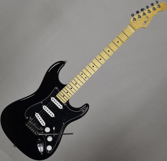 G&L USA S-500 Electric Guitar Jet Black[, USA S500-JTB-MP 3054]