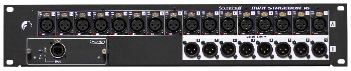 Soundcraft Mini Stagebox MSB-16R - 5049657 B-Stock[, 5049655.B]