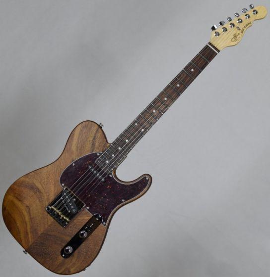 G&L USA Custom ASAT Classic Monkey Pod Electric Guitar in Natural Finish[, USA Custom ASAT Classic 8645]