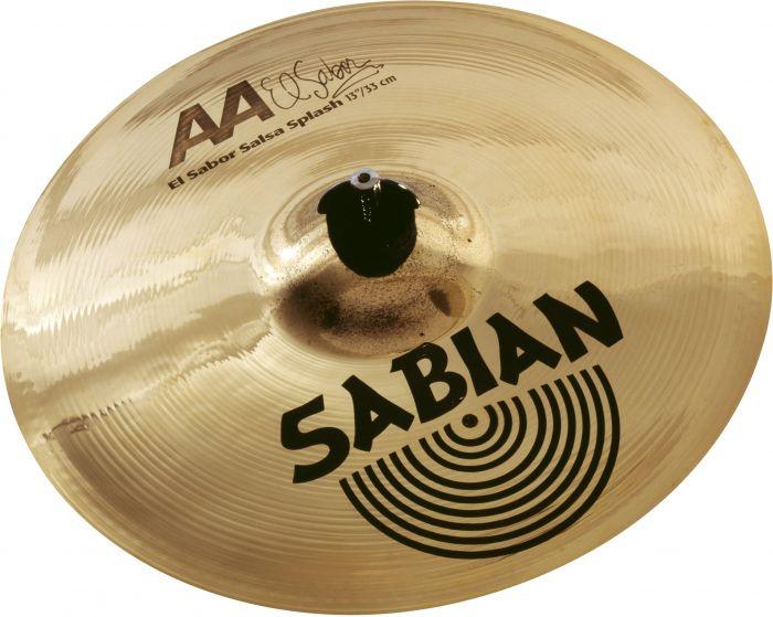 """Sabian 13"""" AA El Sabor Salsa Splash, 21360"""