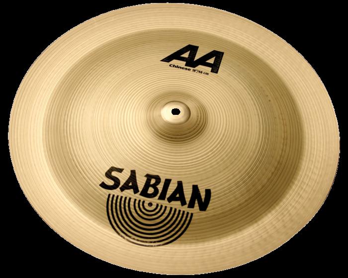 "Sabian 18"" AA Chinese, 21816"