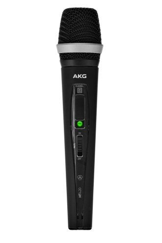 AKG HT420 Professional Wireless Handheld Transmitter, 3411X00010
