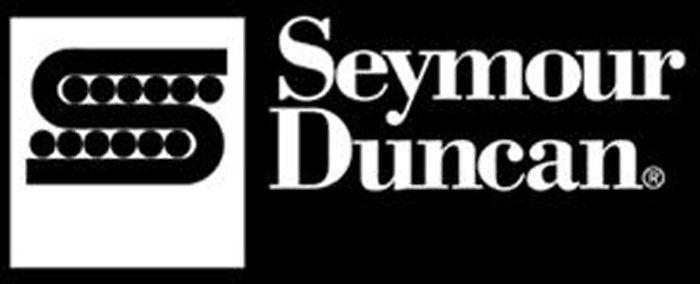 Seymour Duncan Humbucker SH-12 George Lynch Screamin Demon Pickup Nickel Cover, 11102-80-Nc