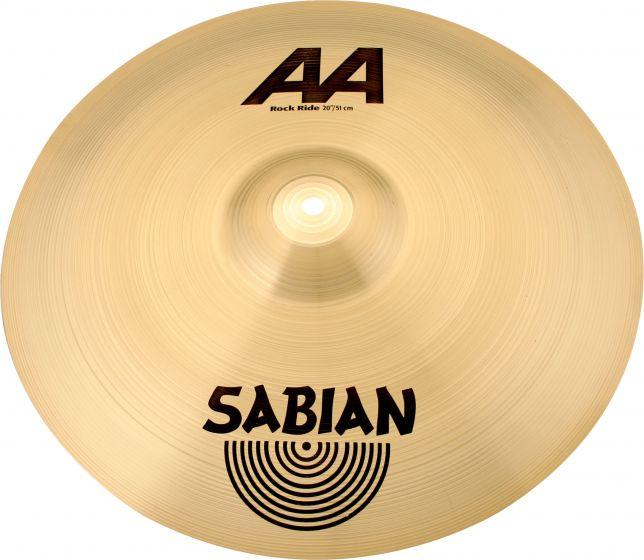 """Sabian 20"""" AA Rock Ride, 22014"""