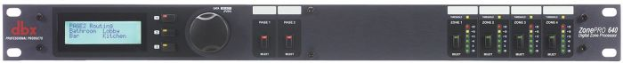 dbx 640 6x4 Digital Zone Processor, DBX640V
