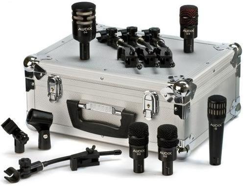 Audix DP5A 5-piece Drum Mic Package